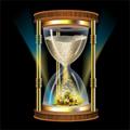 Пясъчен часовник ''Времето е пари''