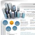 Дизайн на сайт за архитектура