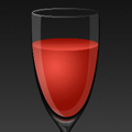 Чаша с вино