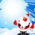 Картичка с Дядо Коледа