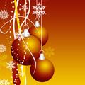 Тапет с новогодишни орнаменти