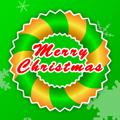 Поздравителна Коледна картичка