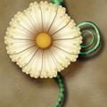 Цвете за декорация