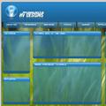 """Шаблон за уебсайт в стил """"Windows Vista"""""""