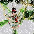 Анимиран снеговалеж