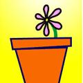 Поникващо цвете