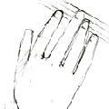 Как се рисува аниме и манга / Ръка 2