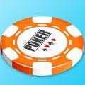 3D покер чип