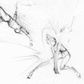 Как се рисува аниме и манга / Тяло > Удар