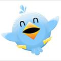 Весела Twitter птичка