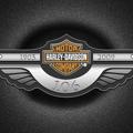 """Тапет """"Harley Davidson"""""""