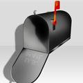 "Лого, икона ""Usmail box"""