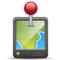 GPS икона
