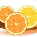 Как да направим икона с портокал и лимон