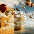 Бягащите въздушни балони