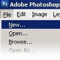 Всичко за създаването на нов файл във Photoshop Cs3