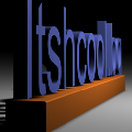iTSchool 3D текст